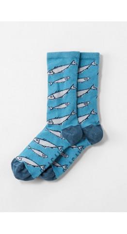 Seasalt Clothing Sailor Socks Big Fish Briney