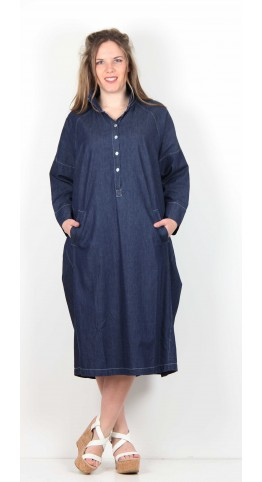 Alembika Denim Dress