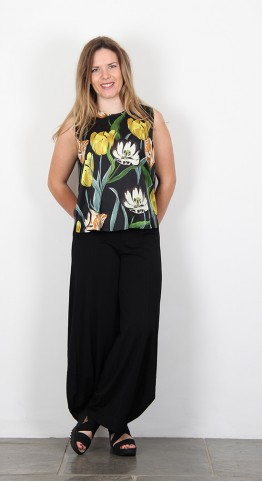 Alembika Sleeveless Top Tulip