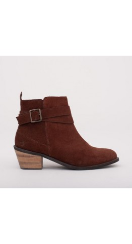 Brakeburn Wrap Boot Burgundy