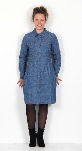 Brakeburn Demin Dress