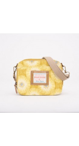 Brakeburn Allium Camera Bag Yellow.