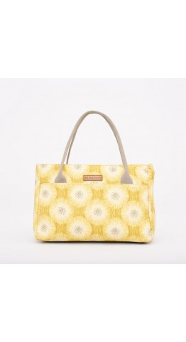 Brakeburn Allium Day Bag Yellow.