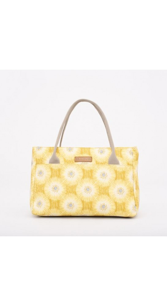 Brakeburn Allium Day Bag Yellow.