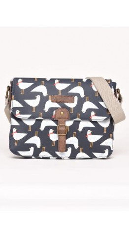 Brakeburn Seagull Saddle Bag Navy
