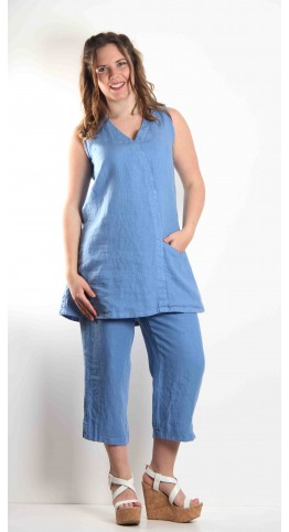 Cut Loose Clothing One Pocket Tunic H2O