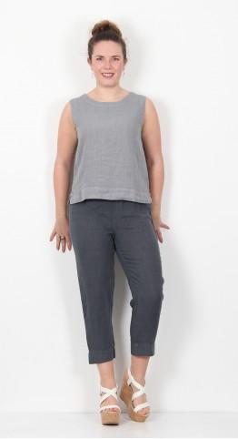 Cut Loose Clothing Linen Shell Overcast