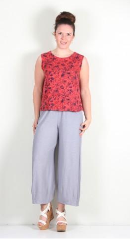 Cut Loose Clothing Linen Shell Flowers Heart