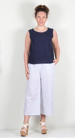Cut Loose Clothing Linen Shell Nightsky