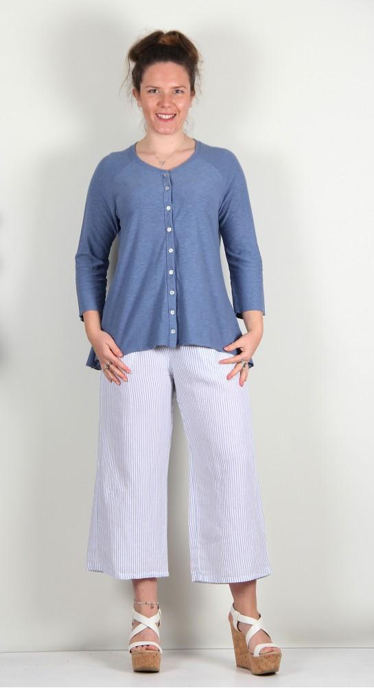 Cut Loose Clothing Jersey Cardi Tidal