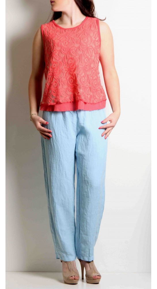 Cut Loose Clothing Double Layer Shell Harbour Red