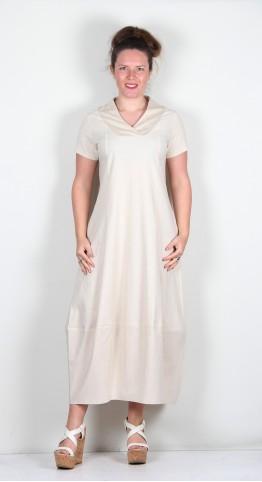 Elsewhere Sarah Bubble Dress Linen
