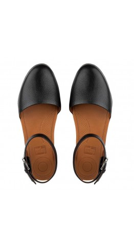 Fitflop Closed Toe Cova II Sandal Black