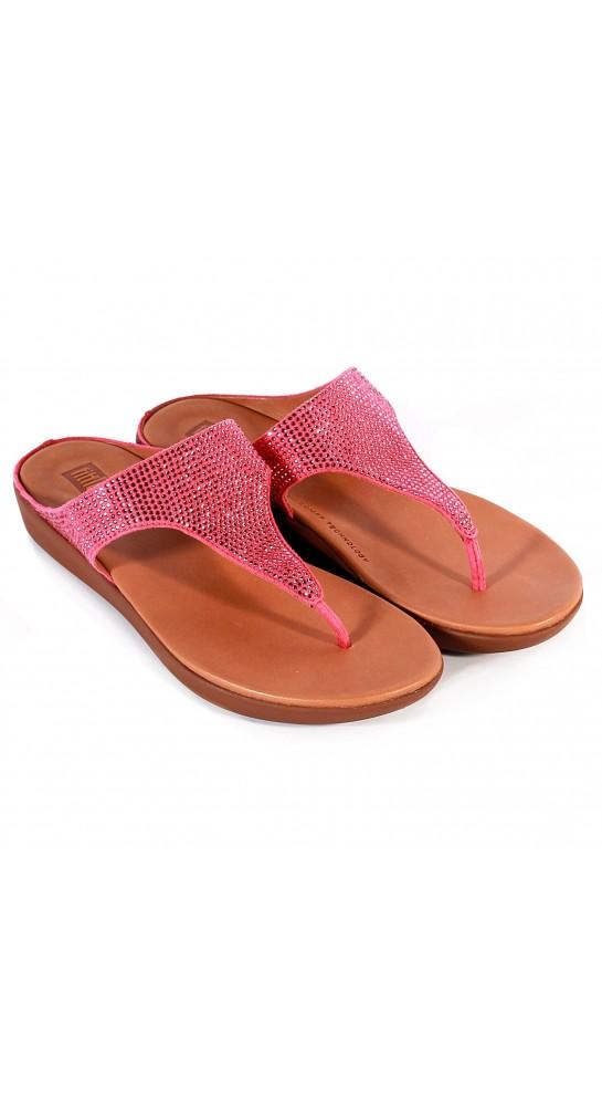 Fitflop Banda Roxy Sandal Pink