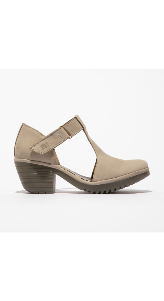 FLY LONDON WHIZ299FLY Closed Toe Sandal Cloud