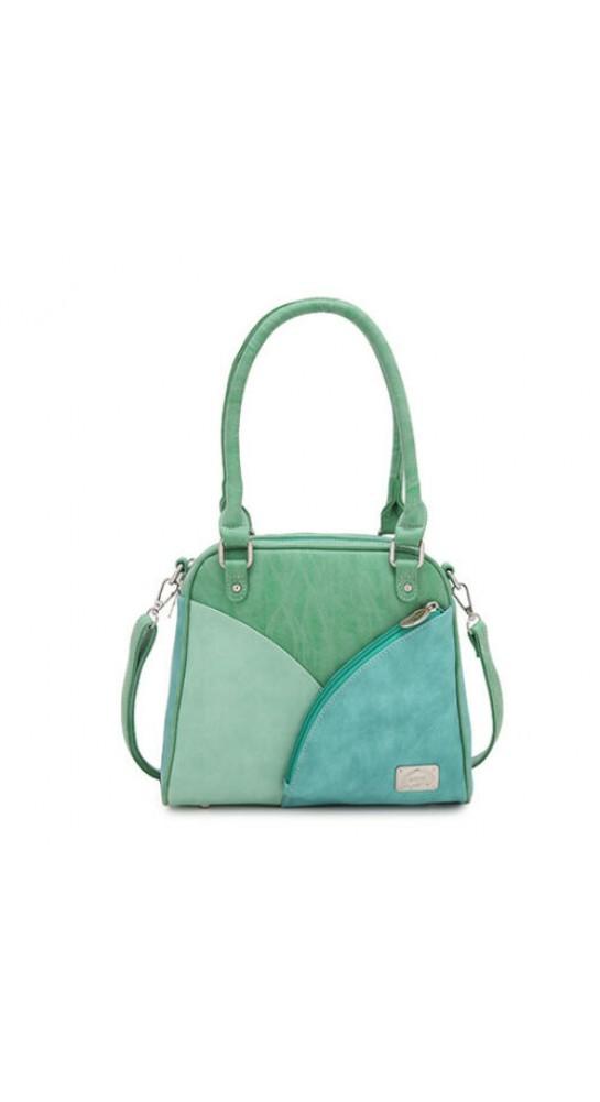 Hi-Di-Hi Hand Bag Zinnia Green Mint