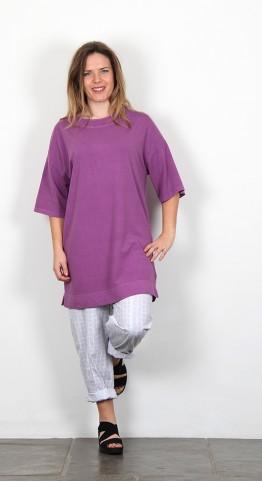 Ischiko Clothing Pettora Shirt Beet
