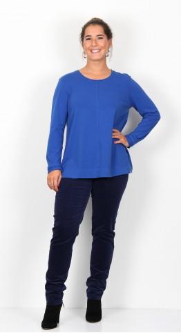 ISCHIKO Clothing Shirt Guinaw 904 Indigo