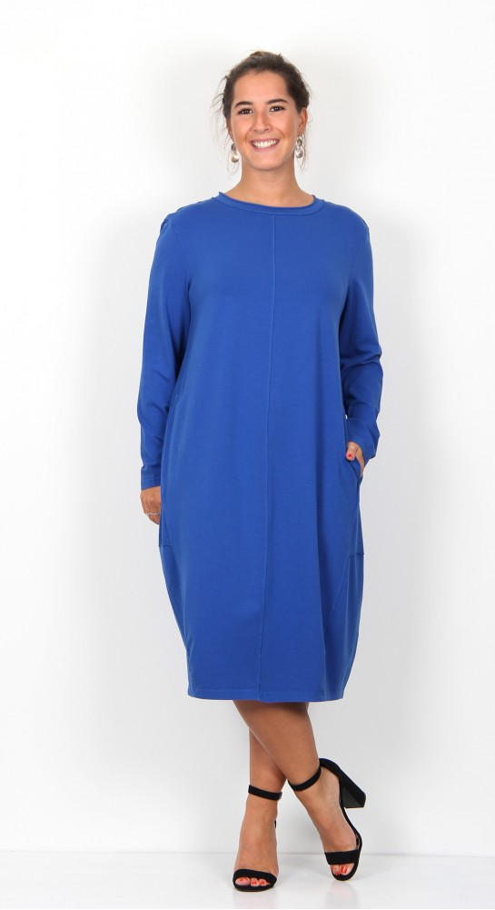 ISCHIKO Clothing Dress Monod 905 Indigo
