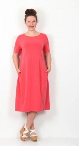 Ischiko Clothing Dress Gentiana 019 Dahlia
