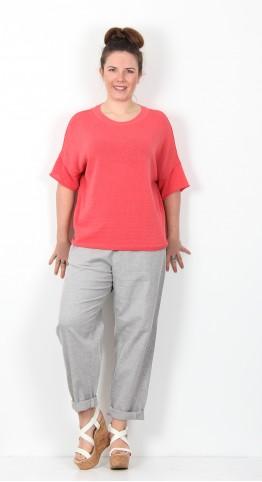 Ischiko Clothing Pullover Melrosa 011 Dahlia
