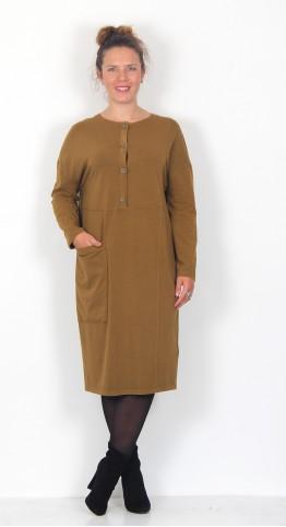 Ischiko Clothing Dress Haisha 001 Bronze