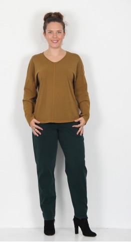 Ischiko Clothing Shirt Isaka 002 Bronze