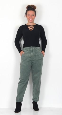Ischiko Clothing Trousers Asami 005 Ocean