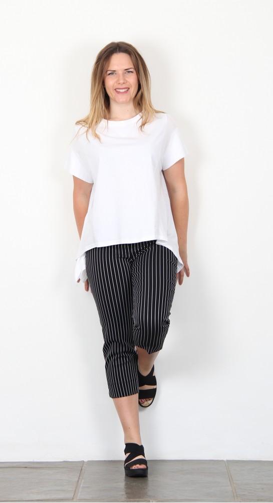 Mama B Suolo Tee Shirt White