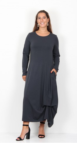 Mama B Manama Jersey Dress Iron