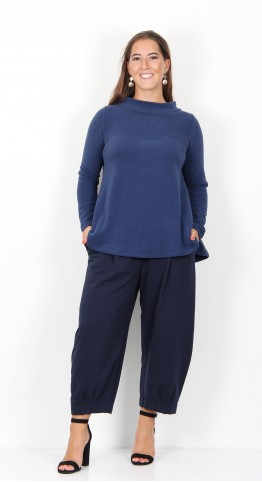 Mama B Cairo Jumper Aviation Blue