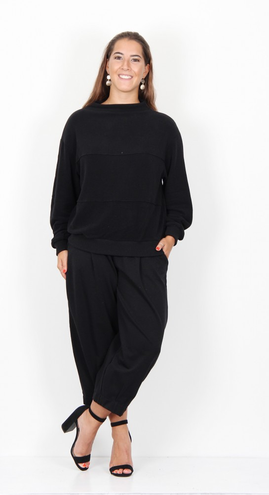 Mama B Accra Jumper Black