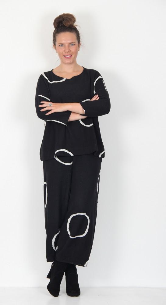 Mama B Elfo J Knit Nero/Betu
