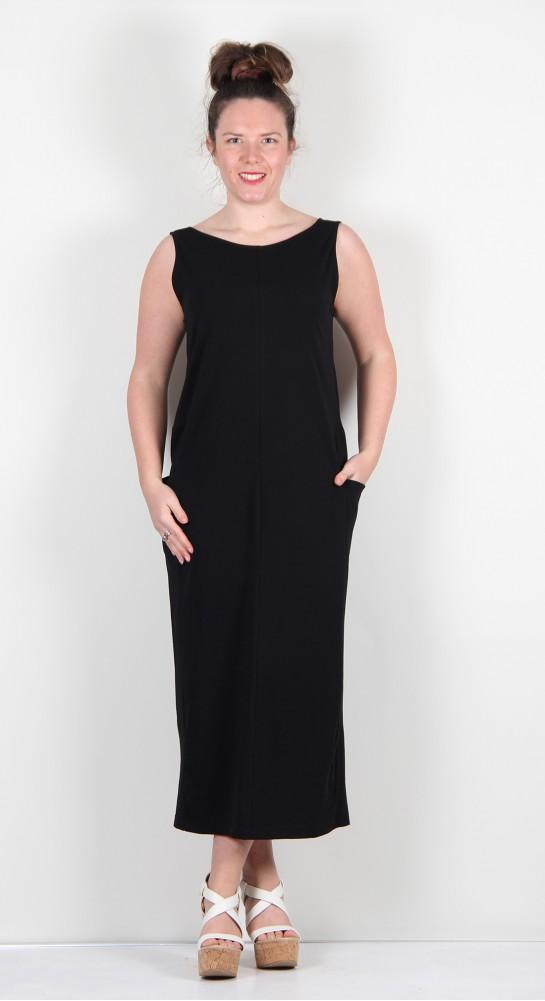 Mama B Tre U Maxi Dress Black