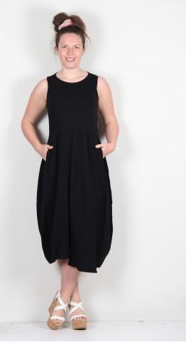 Mama B Barolo Dress Black