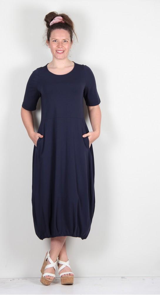 Mama B Dogliani U Dress Blue