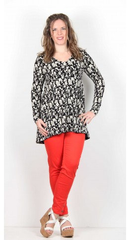 Masai Clothing Davina Top Black