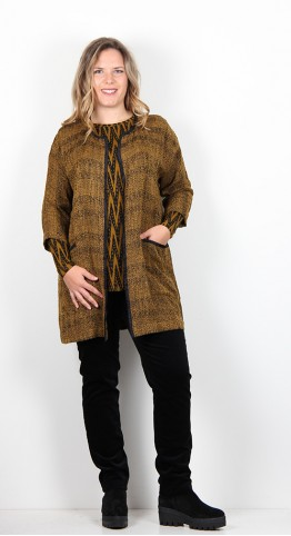 Masai Clothing Jarmis Jacket Ginger