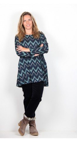Masai Clothing Glenna Tunic Lake