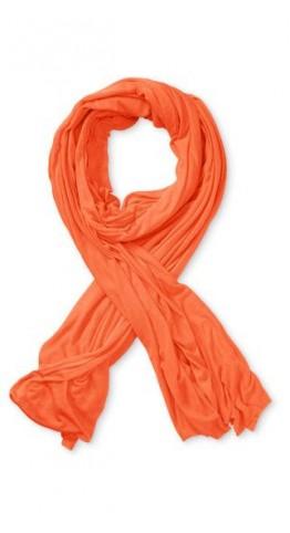 Masai Clothing Amega Scarf Orange