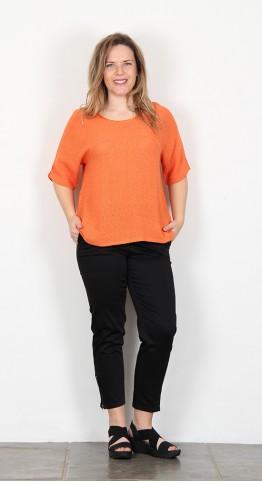 Masai Clothing Daly Top Orange