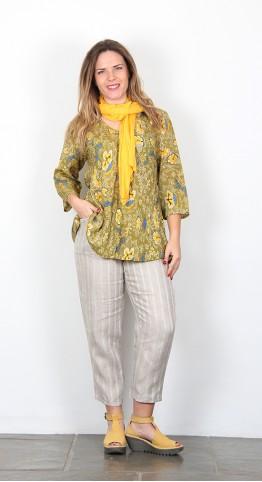 Masai Clothing Amega Scarf Sunshine