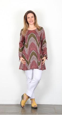 Masai Clothing Gabini Tunic Blush