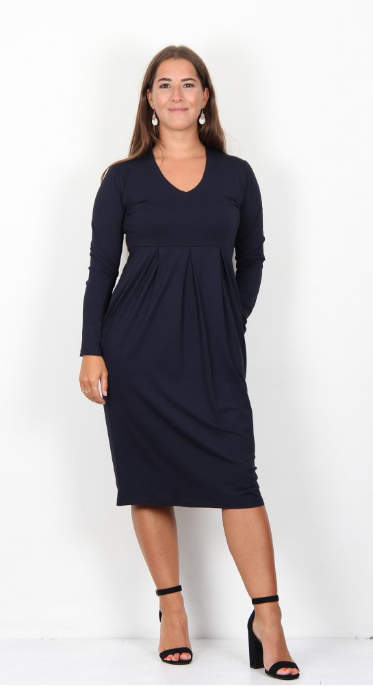 Masai Clothing Neba Dress Navy