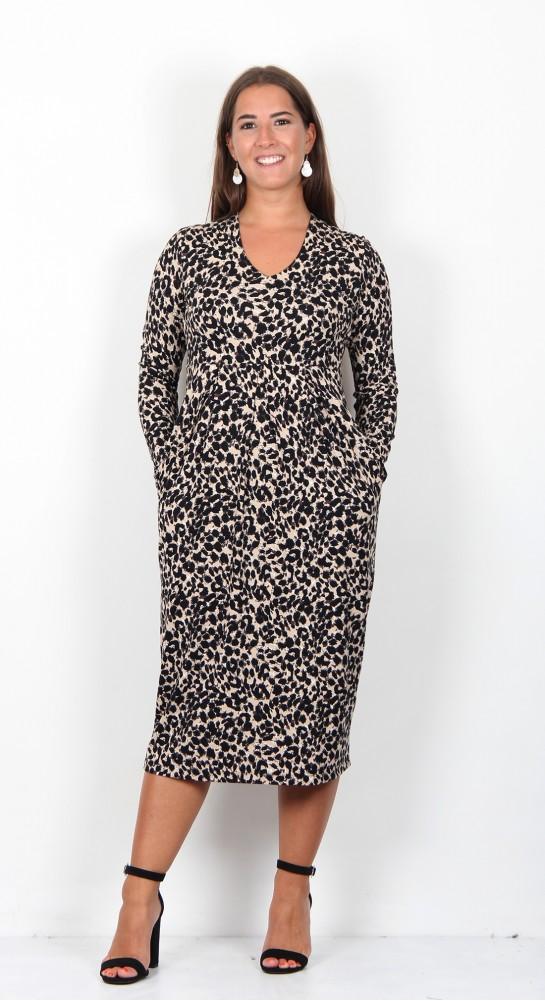 Masai Clothing Neba Dress Chocolate