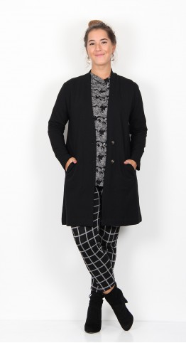 Masai Clothing Ina Cardigan Black