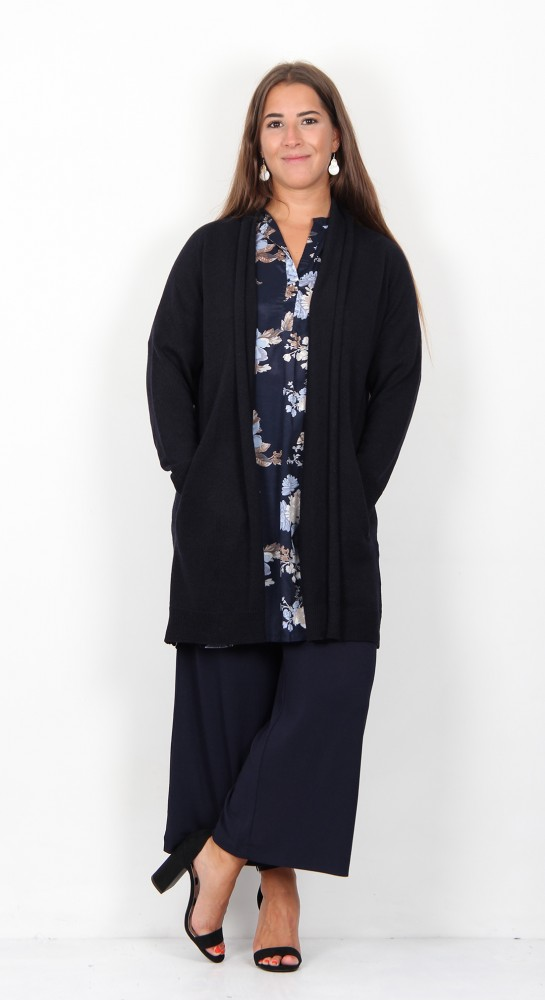 Masai Clothing Lorini Cardigan Navy