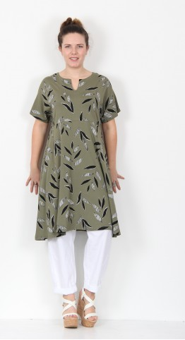 Masai Clothing Nebala Dress Olive