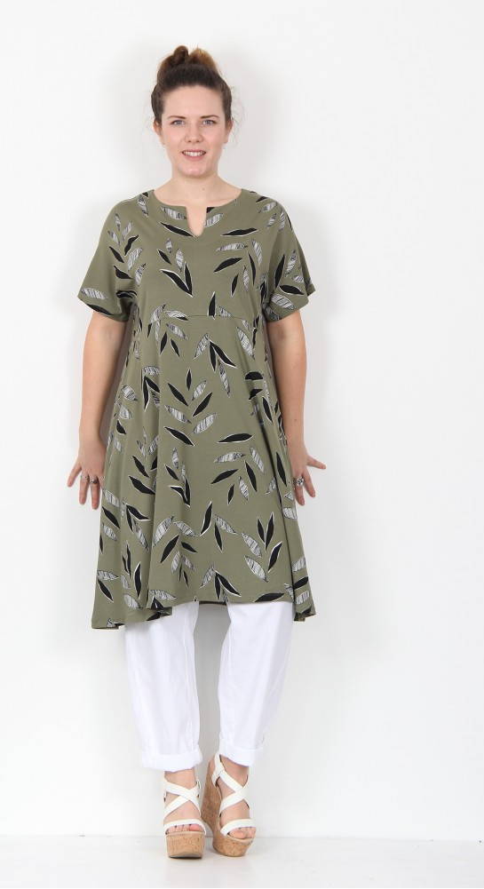 Masai Clothing Nebala Dress Olive