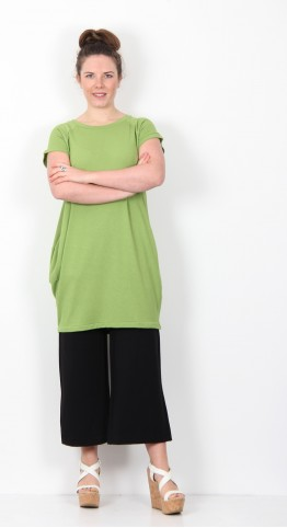 Masai Clothing Galina Tunic Peridot